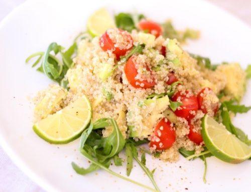 3 recettes de salades idéales avant l'été !