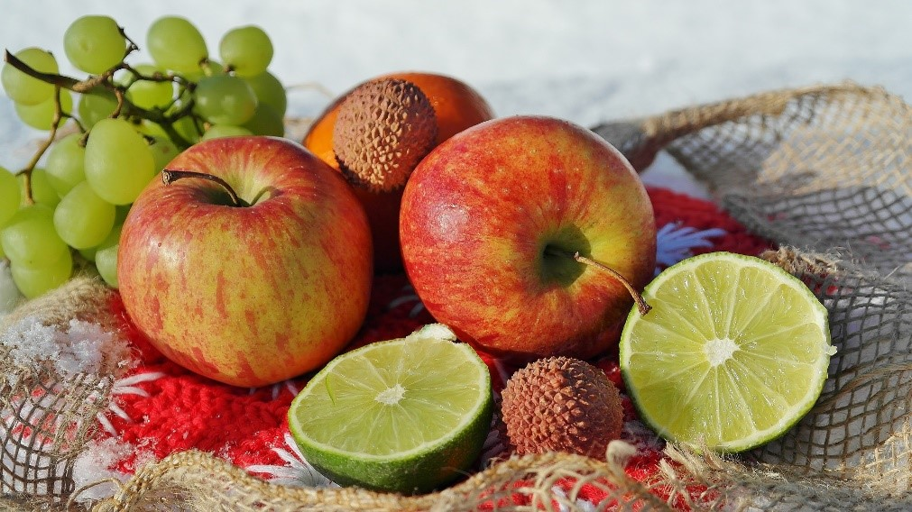 aliments riches en vitamines